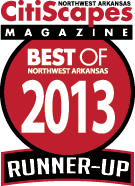 Fayetteville Psychotherapy Associates, voted one of the best of Northwest Arkansas in 2013